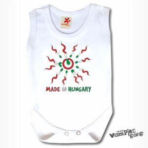 Ujjatlan body - Made in Hungary