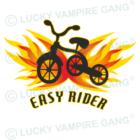 Nyálfogó kendő - Easy Rider