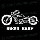Nyálfogó kendő - Biker Baby