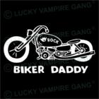 Hosszú ujjú férfi póló - Biker Daddy