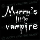 Rövid ujjú gyerek póló - Vampire baby