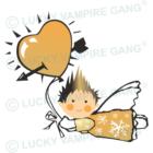 Karácsonyi táska - Angyal