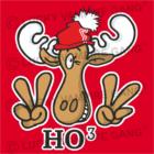 Kapucnis cipzáros gyerek pulóver - HoHoHo!