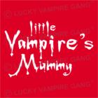 Hosszú ujjú női póló - Vampire's Mummy