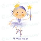 Hosszú ujjú gyerek póló - Álomcsajszi