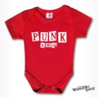 Rövid ujjú body - Punk Xmas