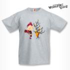 Rövid ujjú gyerek póló - Tűzoltó