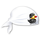 Fejkendő - Biker Duck