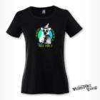 Rövid ujjú női póló - Mindenki nyugodjon le…Szülinap