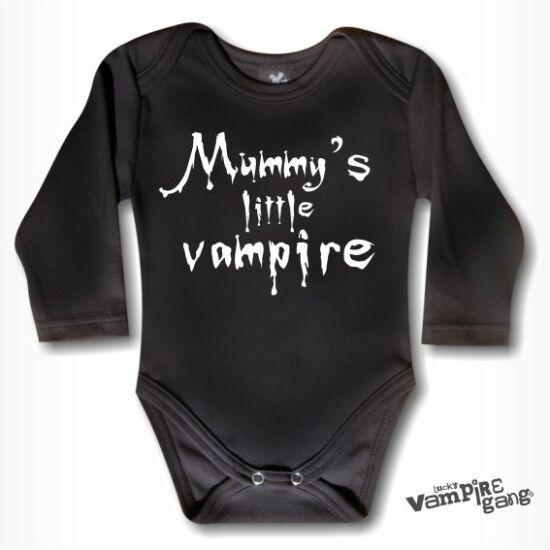 Hosszú ujjú body - Vampire baby