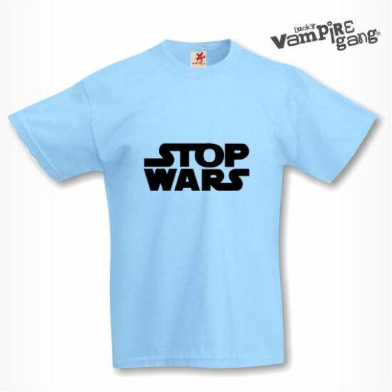 Rövid ujjú gyerek póló - Stop!