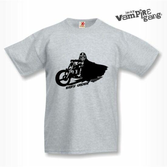 Rövid ujjú gyerek póló - Easy Vader