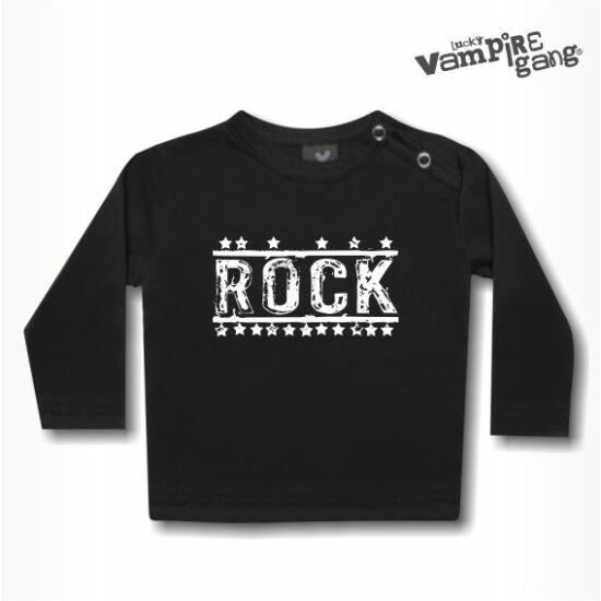 Hosszú ujjú gyerek póló - Rock