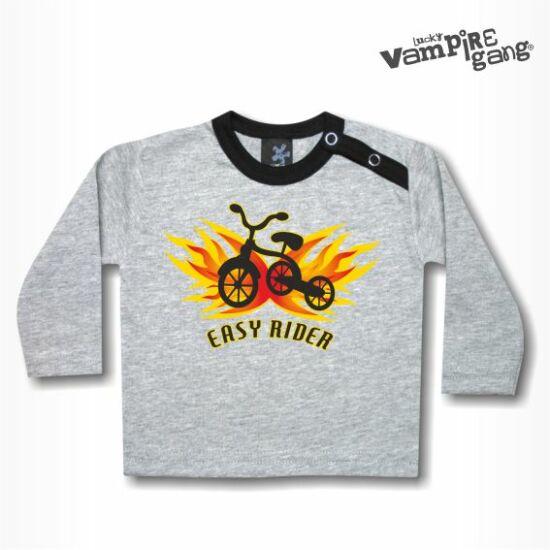 Hosszú ujjú gyerek póló - Easy Rider