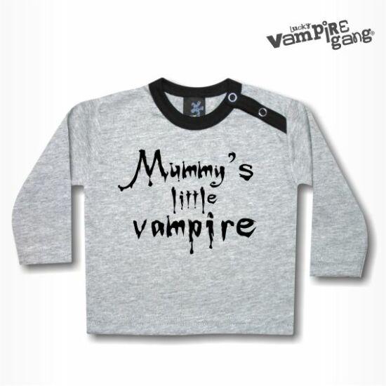 Hosszú ujjú gyerek póló - Vampire baby