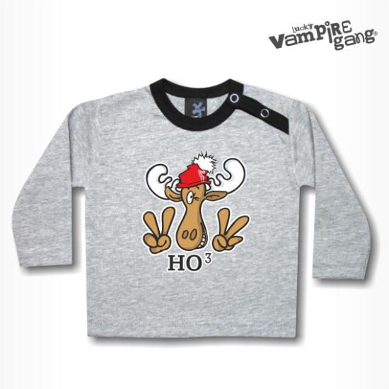 Hosszú ujjú gyerek póló - HoHoHo!