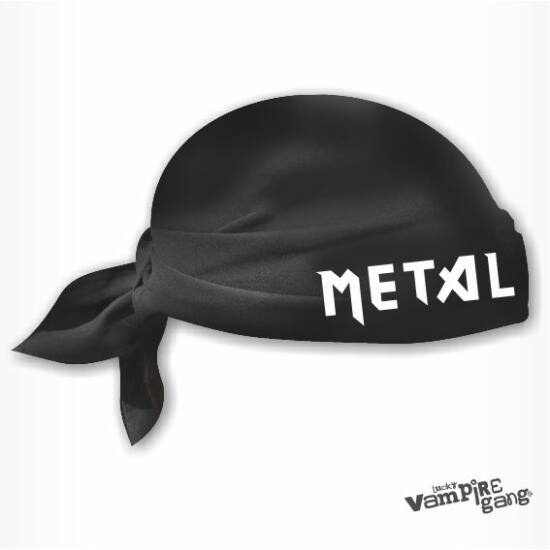Fejkendő - Metal baby