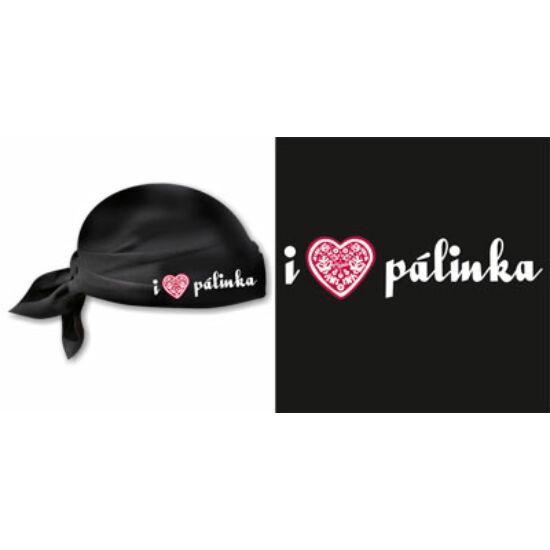 Fejkendő - I love Pálinka