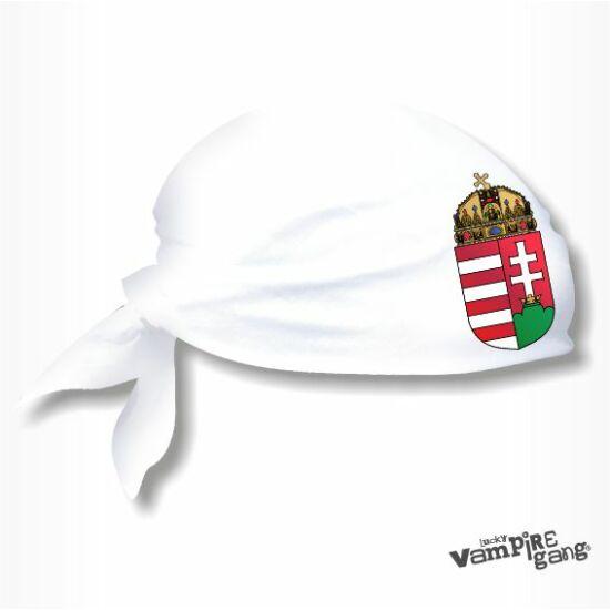 Fejkendő - Magyar címer
