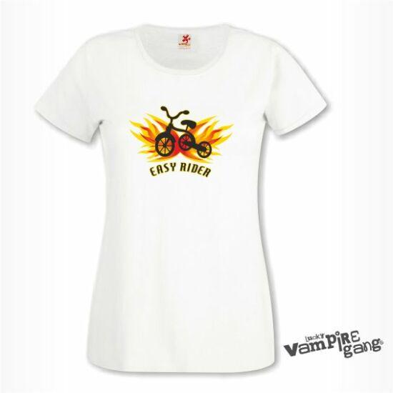 Rövid ujjú női póló - Easy Rider