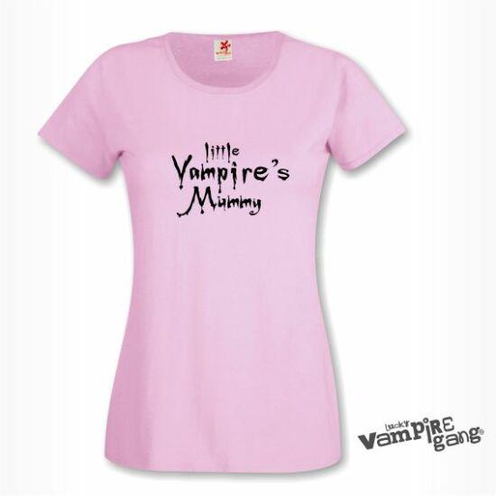 Rövid ujjú női póló - Vampire's Mummy