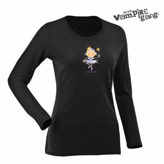 Hosszú ujjú női póló - Álomcsajszi