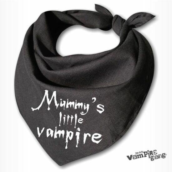 Nyálfogó kendő - Vampire baby