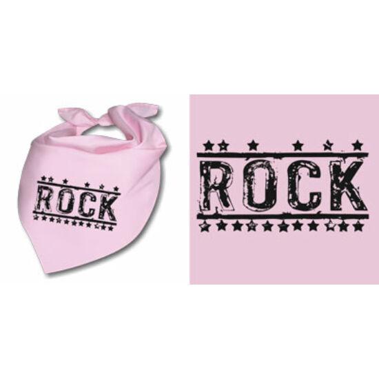 Nyálfogó kendő - Rock