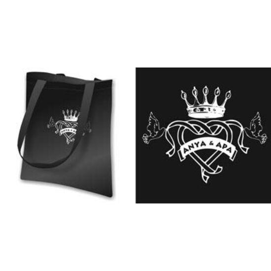 Vászon táska - Anya-Apa tetkó
