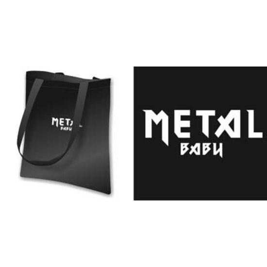 Vászon táska - Metal baby