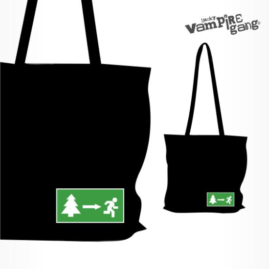 Karácsonyi táska - Vészkijárat
