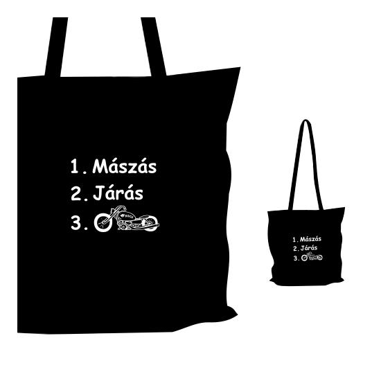 Vászon táska - Fontos teendők