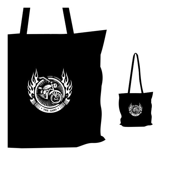 Vászon táska - A Banda