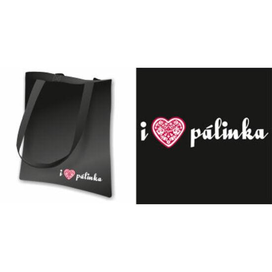 Vászon táska - I love Pálinka