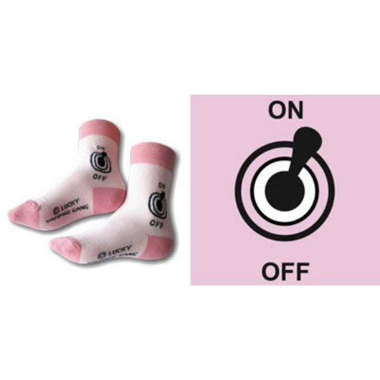 Puha zokni - ON-OFF