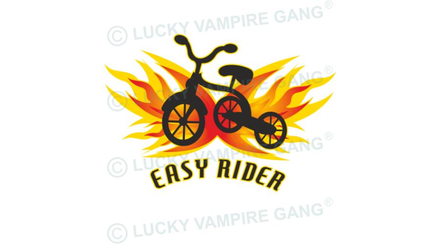 0d1b8f8826 Rövid ujjú gyerek póló - Easy Rider - Easy Rider